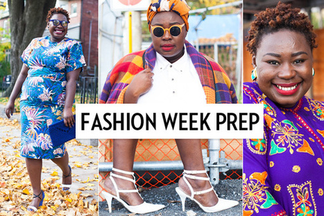 Fashion week prep: A street style maven turned online intern shares 3 inexpensive and vibrant outfit statements « fashionmagazine.com | trabalho de inglês | Scoop.it