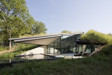 Edgeland Residence by Bercy Chen Studio | sustainable architecture | Scoop.it