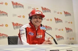 Day two of Wrooom dedicated to Dovizioso and Hayden | Ducati.net | Desmopro News | Scoop.it