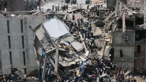 Six months after Bangladeshi factory collapse, workers remain in peril | Bangladesh Garment Industry | Scoop.it