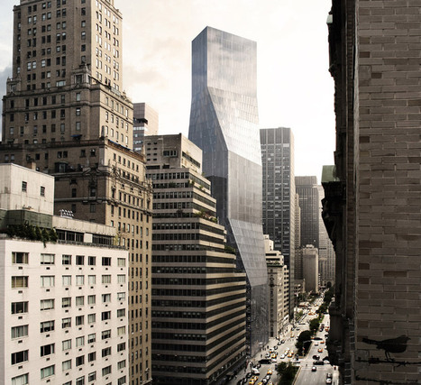 OMA proposal for 425 park avenue tower | Digital-News on Scoop.it today | Scoop.it