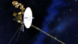 After 35 Years, Voyager Nears Edge Of Solar System : NPR | Gentlemachines | Scoop.it