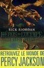 Médiathèques de Cluses - Héros de l'Olympe n° 1Le Héros perdu | Héroïques ? | Scoop.it