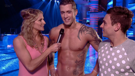 Dan Osborne se qualifie pour la finale de Splash dans un nouveau Speedo | 16s3d: Bestioles, opinions & pétitions | Scoop.it