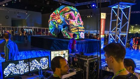 What I saw at the SigGraph computer graphics fair | Vous avez dit Innovation ? | Scoop.it