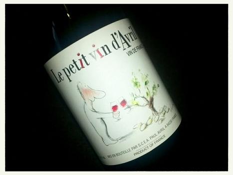 Le petit vin d`Avril Vin de France rouge | betterwine.de | dégustation de vin - Weinverkostungen | Scoop.it