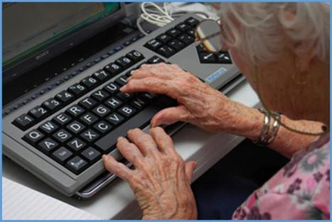 What digital divide? Seniors embrace social technology | Jewish Education Around the World | Scoop.it