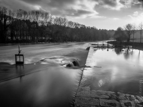 Bretagne - Finistère :  que d'eau, que d'eau à l'écluse de Rosveguen à Lennon | Revue de Web par ClC | Scoop.it