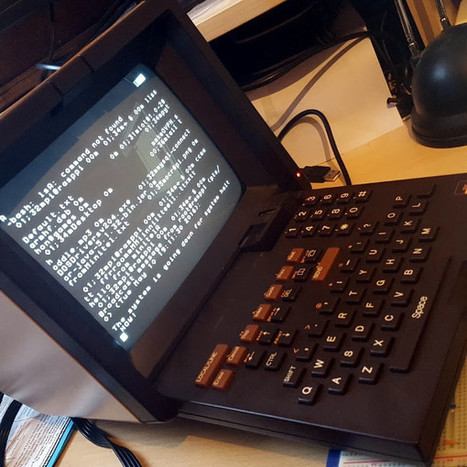 A Minitel Terminal As A USB Linux Terminal | Raspberry Pi | Scoop.it