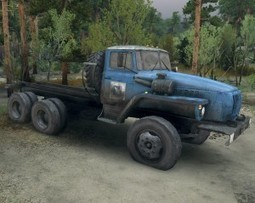 ZiL Tires for Trucks | Spintires World | Scoop.it
