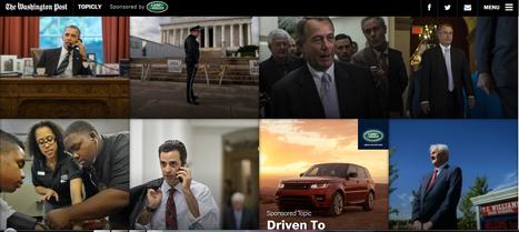 Presse US : tour d'horizon des dernières innovations numériques | MédiaZz | Scoop.it
