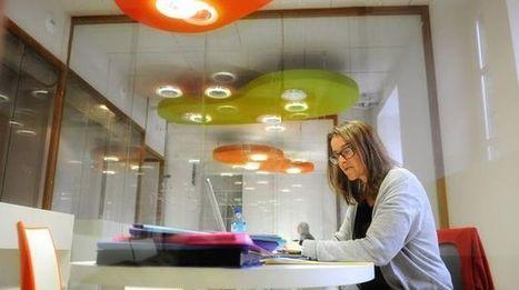 Managers, pour obtenir plus de vos salariés, laissez-les travailler chez eux! | absentéisme | Scoop.it