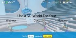 Edorble – A 3D Virtual Classroom | I'm Bringing Techy Back | Scoop.it