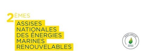Assises nationales des énergies marines renouvelables le 8 avril prochain à Nantes | Eolien Offshore Projet baie de St Brieuc (22) | Scoop.it