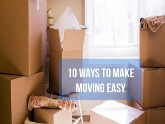 10 tips to make moving easier | Storage Services | Scoop.it
