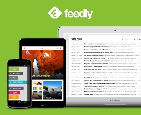 Agrega un botón de Feedly a tu blog. | AgenciaTAV - Asistencia Virtual | Scoop.it
