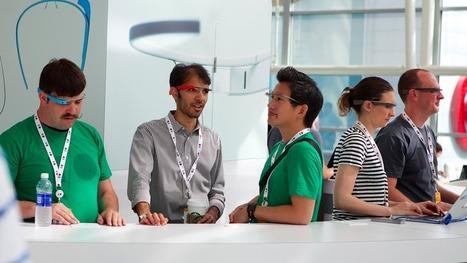 Las funciones secretas de Google Glass | VIM | Scoop.it