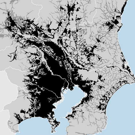Measuring the Human Urban Footprint | Geographic and Sustainability Literacy | Scoop.it