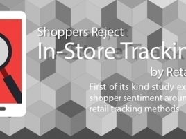 Infographic: Consumers Just Say No to In-Store Tracking | On Data Science | Scoop.it