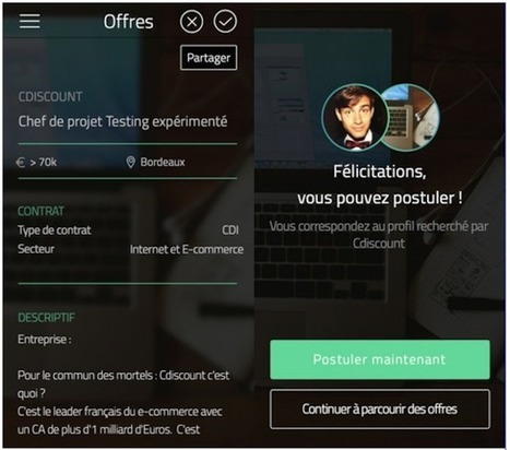 6 start-up qui innovent dans le recrutement | Entretiens Professionnels | Scoop.it