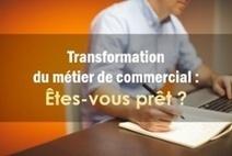 Transformation du métier de commercial : êtes vous prêt ? | Social Media | Scoop.it