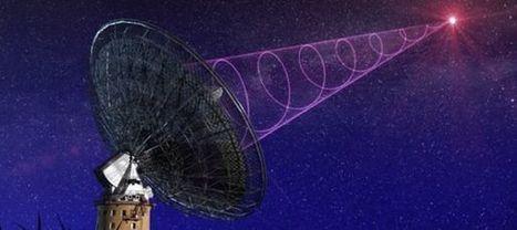 Un mystérieux signal radio venu d'ailleurs capté pour la première fois - L'Express | Médiation des sciences | Scoop.it