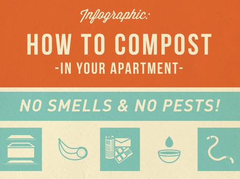 How to Compost In your Apartment | guerrilla composting | Scoop.it