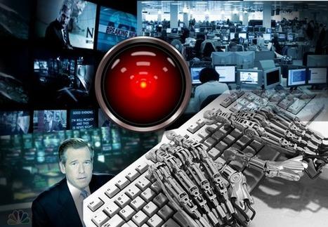 CNA: Robots Periodistas: El Futuro de los Medios Corporativos ya ha llegado | La R-Evolución de ARMAK | Scoop.it