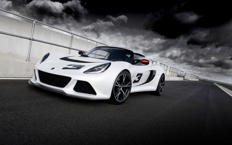 Lotus' nimble Exige S is the ultimate track monster | Cars | Scoop.it