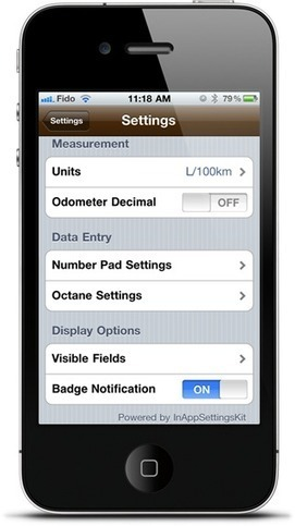 InAppSettingsKit - Put settings in your iPhone apps easily | Coding Fun | Scoop.it
