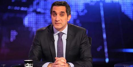 Egyptian Cyber Army hacks El Bernameg to warn against use of ...   ESTONIA   Scoop.it