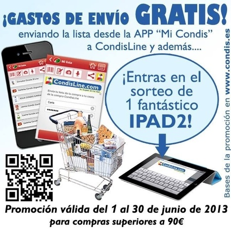 Ahora con la app MiCondis | Mobile Commerce Retail | Scoop.it