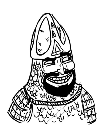 akeenerheart:<br/><br/>On the Something Awful forums I&rsquo;m currently...   Glorantha News   Scoop.it