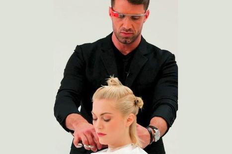 L'Oréal USA emploie les Google Glass pour des formations en coiffure | Tendances coiffure | Scoop.it
