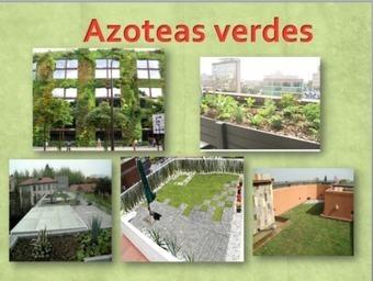 Azoteas verdes « concienciasunam | Azoteas verdes - muros verdes - paisajismo | Scoop.it