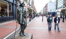 In Bloom's shadow: a tour of Dublin in search of James Joyce's homes   The Irish Literary Times   Scoop.it
