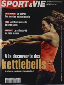 Sport et Vie | N° 146 | Septembre-Octobre 2014 | Revue des unes et des sommaires des abonnements du CDI | Scoop.it