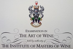 Five new Masters of Wine announced | Fine Champagne Magazine | Scoop.it
