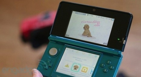 Nintendo 3DS update moves your saves from retail games to downloads   I can explain it to you, but I can't understand it for you.   Scoop.it