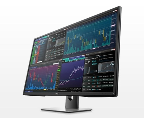 Dell's 43-inch 4K monitor is just what you need for perfect computing experience | Tech Latest | Scoop.it