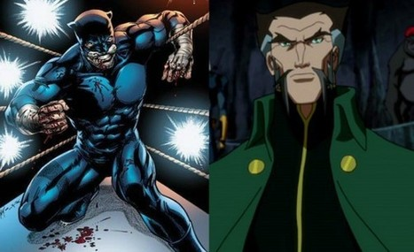 Wildcat And Ra's Al Ghul Are Heading To Arrow | Engineer!! | Scoop.it