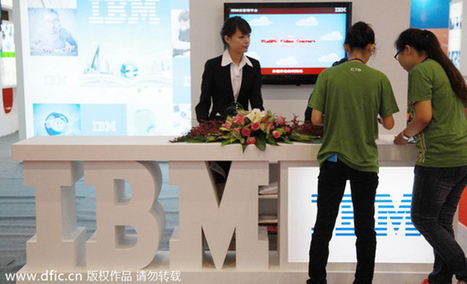 IBM launches Chinese smart city R&D base | China Daily | The Programmable City | Scoop.it