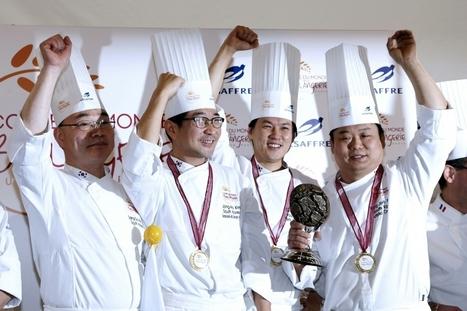 Les Français 3èmes - Des Sud-coréens champions du monde de boulangerie | MILLESIMES 62 : blog de Sandrine et Stéphane SAVORGNAN | Scoop.it