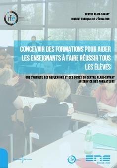 Concevoir des formations, un livret ressource pour les formateurs | L'eVeille | Scoop.it