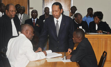 Haiti's 'Baby Doc' Duvalier faces charges of human rights violations | Human Rights Issues: The Latest News | Scoop.it