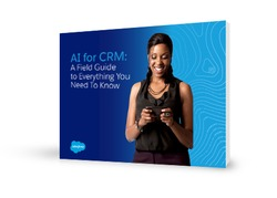 AI for CRM: The Complete Guide - Salesforce.com | The MarTech Digest | Scoop.it