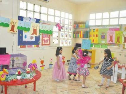 Tiny tots of City School International show vibrant colors of creativity - Saudi Gazette | Recess for the Mind | Scoop.it