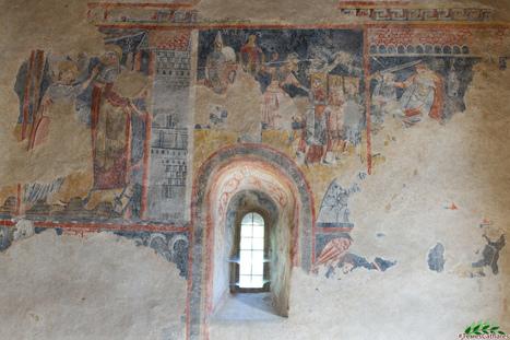 Fresques médiévales | L'actu culturelle | Scoop.it