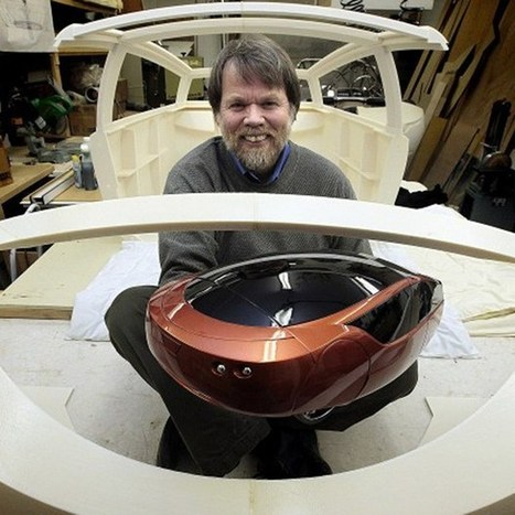 3D printed car is strong as steel, half the weight and nearing production (Wired UK) | Peer2Politics | Scoop.it