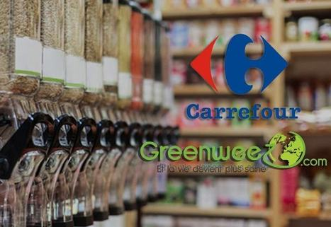 Greenweez, leader du bio en ligne racheté par le géant Carrefour | Je mange donc je suis | Scoop.it